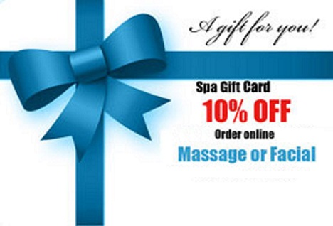 gift spa massages